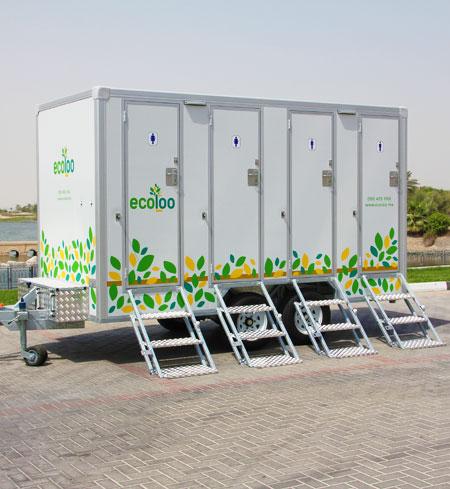 mobile toilet rental dubai