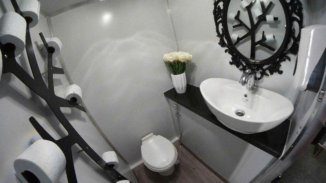 Standalone Portable Toilets VIP