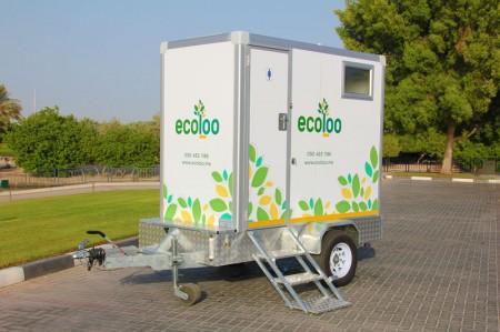 dubai portable toilet rental ecoloo