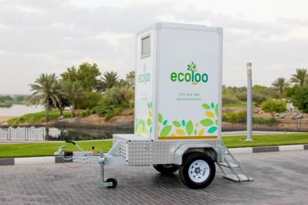 ecoloo mobile toilet rental dubai